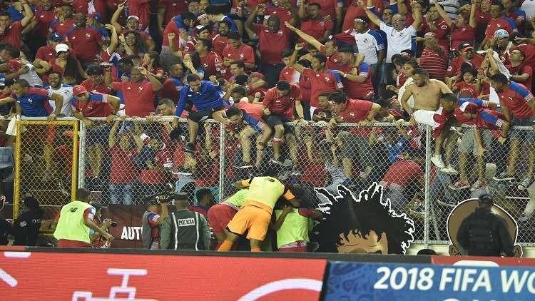 عطلة رسمية في بنما احتفالا بالتأهل لمونديال روسيا