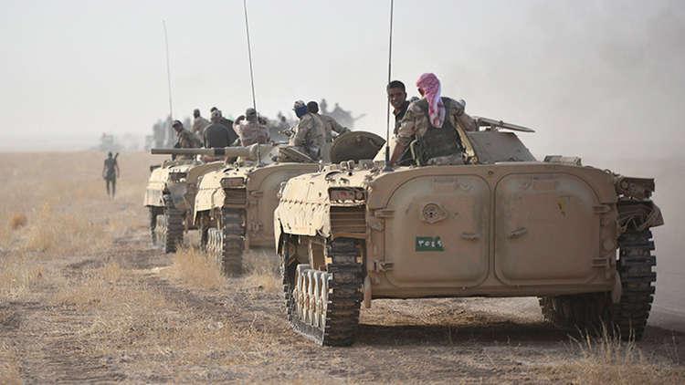 أربيل: القوات العراقية تستعد لهجوم كبير على كردستان