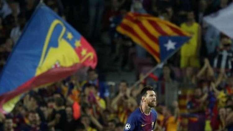 برشلونة يكرر رغبته بالاستمرار في الليغا