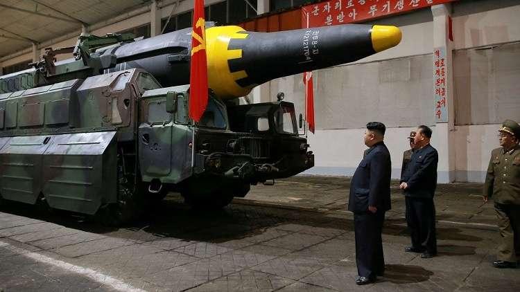 صحيفة: بيونغ يانغ انتهت من تحضير صاروخ باليستي عابر للقارات