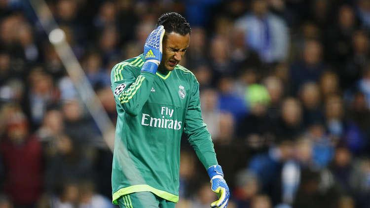 ريال مدريد يوضح طبيعة إصابة نافاس