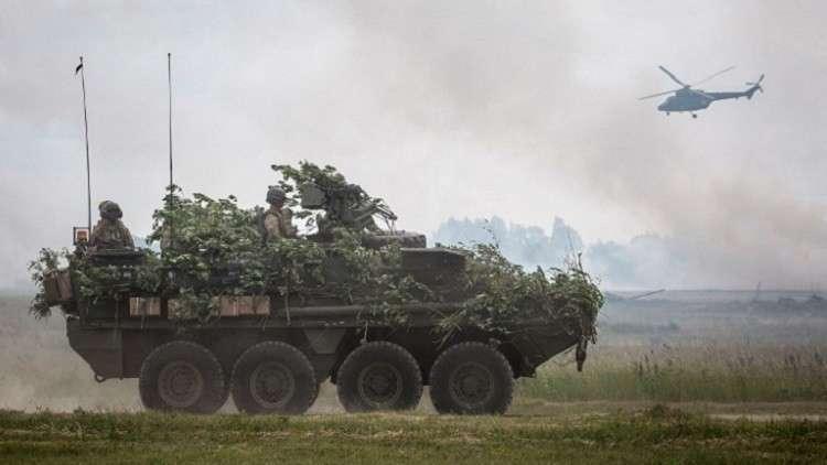 الدفاع الروسية: القوات الأمريكية تخرق الاتفاق الأساسي بين موسكو والناتو