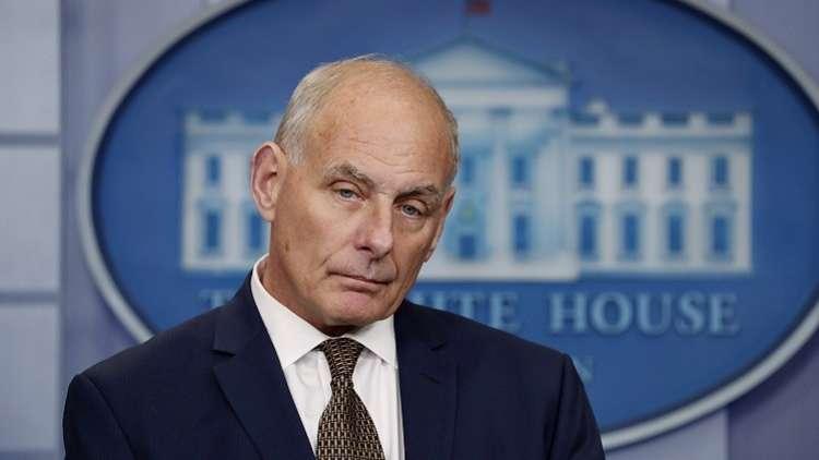 كبير موظفي البيت الأبيض ينفي شائعات عن استقالته