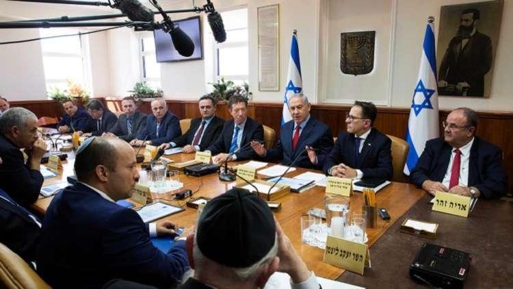إسرائيل تشترط الاعتراف بها في أية مصالحة فلسطينية