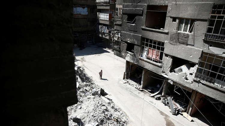 RT تحصل على نسخة حصرية لاتفاق وقف إطلاق النار بين فصائل معارضة جنوب دمشق