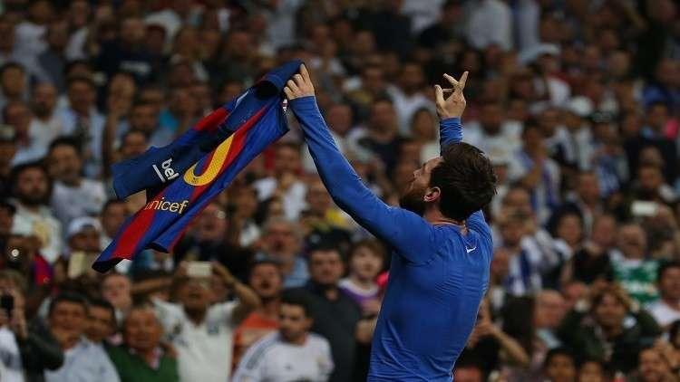 برشلونة سيدخل ميسي التاريخ بصفقة خيالية