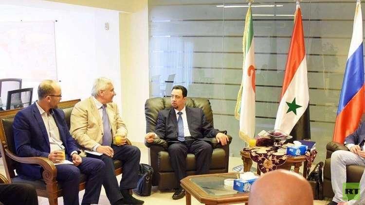 المدير التنفيذي لمجلس الأعمال الروسي-السوري: روسيا ستقدم تسهيلات للوفود السورية