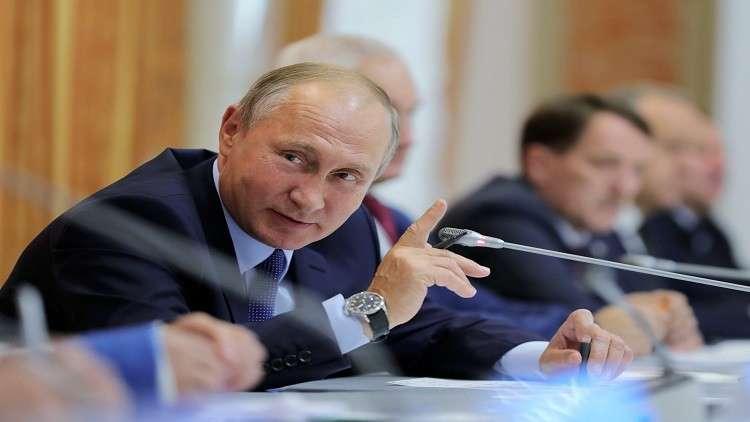 بوتين: علينا مواجهة تخمة الفائض في الحبوب