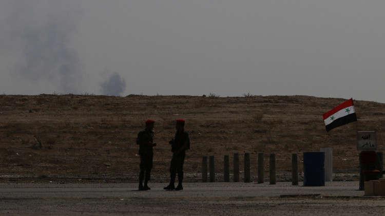 الدفاع الروسية: 450 مسلحا من منطقة التنف الخاضعة لواشنطن هاجموا مواقع للقوات السورية