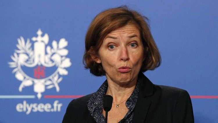 وزيرة دفاع فرنسا: لن نغادر سوريا والعراق بعد هزيمة