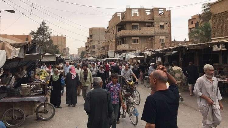 مشاورات روسية أممية بشأن سوريا