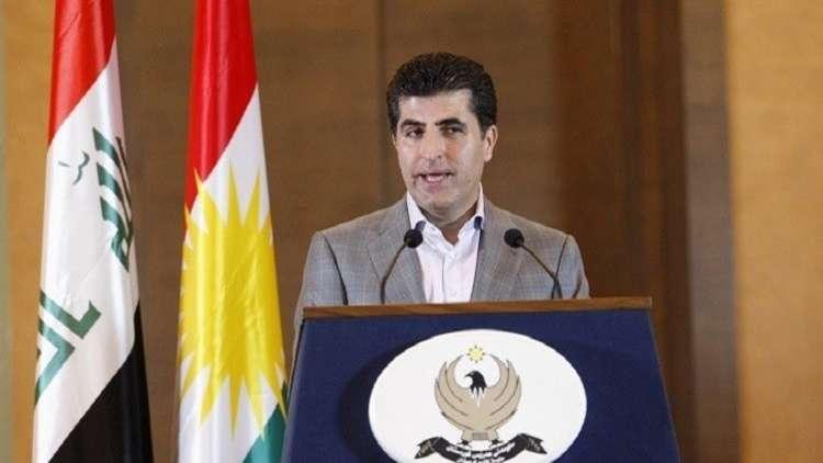 رئيس حكومة كردستان يناشد المجتمع الدولي التدخل لمنع وقوع حرب