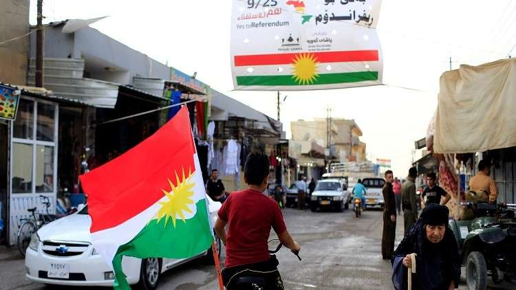 كردستان يطرح خمسة شروط لحل الأزمة مع بغداد