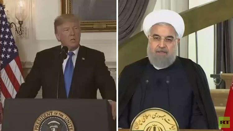 ترامب يدعو إلى تعديل اتفاق إيران النووي