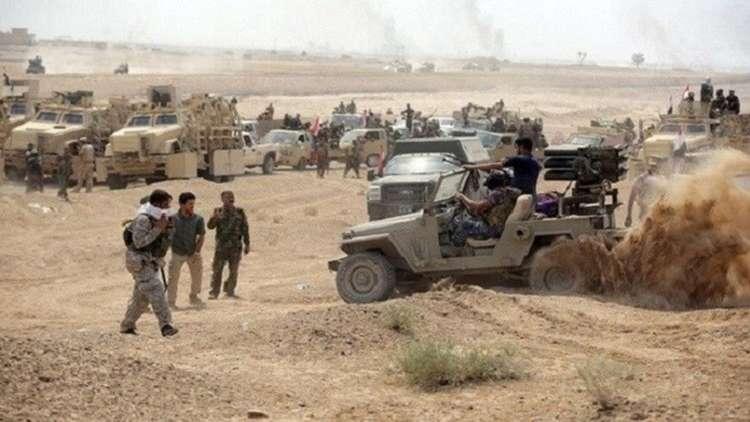 اشتباكات بين البيشمركة والحشد الشعبي التركماني في طوزخورماتو بمحافظة صلاح الدين