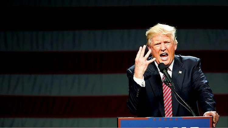 كيري يتهم ترامب بخلق أزمة دولية