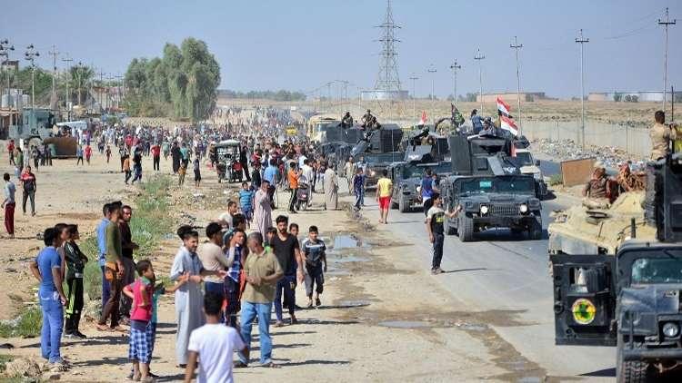 قيادة البيشمركة: دخول القوات العراقية إلى كركوك إعلان صريح للحرب على الشعب الكردستاني