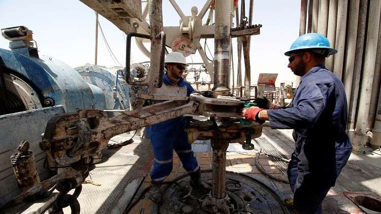 كنوز كركوك النفطية