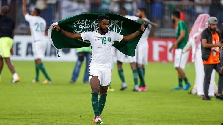 الأخضر السعودي في ضيافة رونالدو