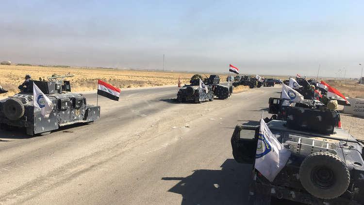 البيشمركة تنسحب من معظم المناطق المتنازع عليها مع بغداد
