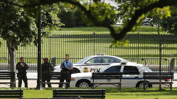 الشرطة الأمريكية تعتقل رجلا بعد تسلله إلى البيت الأبيض