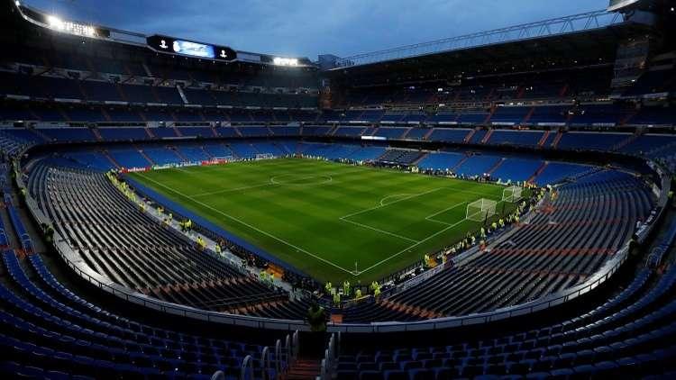 ريال مدريد وضيفه توتنهام .. التشكيلة الأساسية