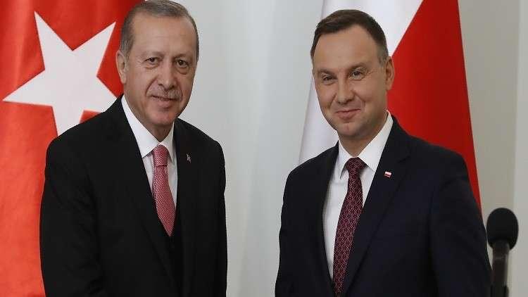 بولندا تدعم طلب تركيا الانضمام إلى الاتحاد الأوروبي