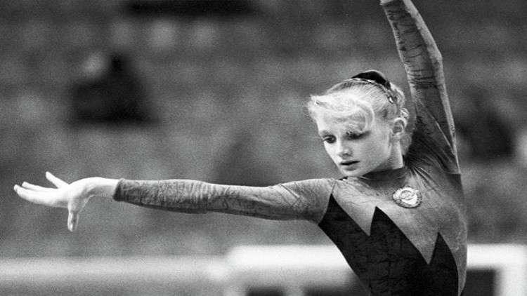 بطلة أولمبية أوكرانية:
