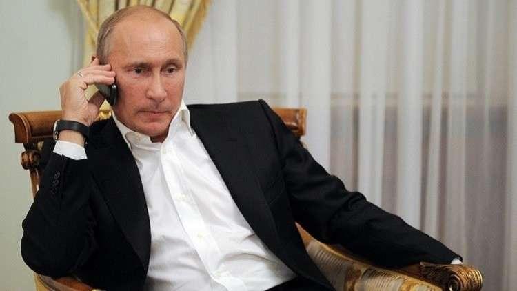 بوتين يبحث مع نتنياهو ملفات سوريا وإيران والاستفتاء الكردي