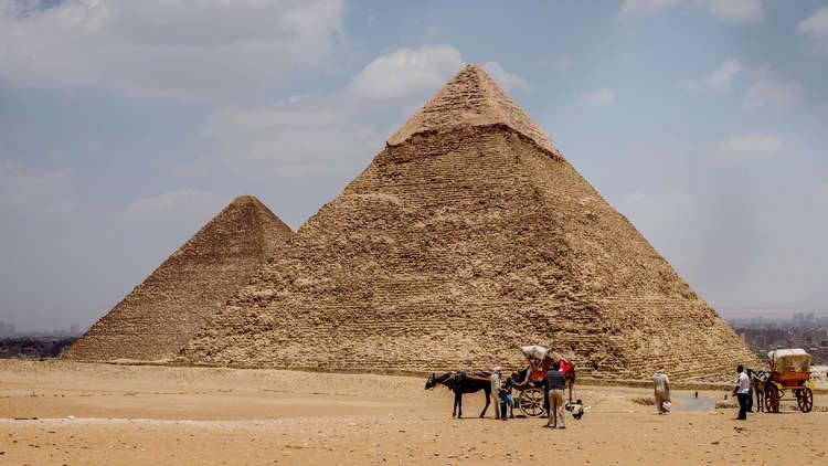 قفزة في السياحة المصرية