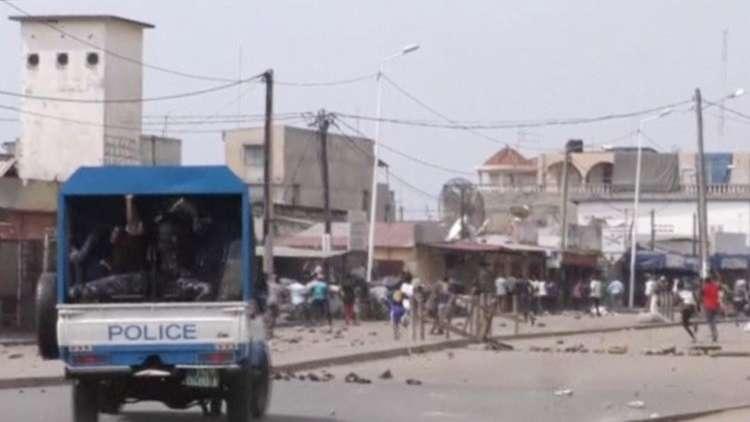 توغو.. قتلى وجرحى في صدامات بين الشرطة ومتظاهرين