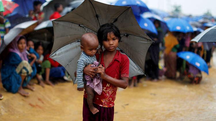 اليونيسف: أطفال الروهينغا في بنغلاديش