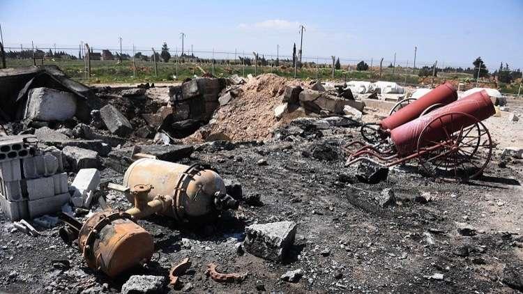 موسكو: التحقيق في الكيميائي السوري لم يكن احترافيا