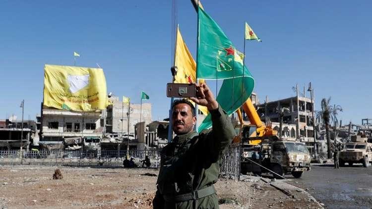 قسد: الرقة ستكون جزءا من سوريا الاتحادية اللامركزية