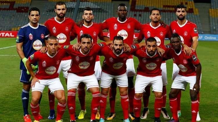 صراع مصري-تونسي تأشيرة العبور نهائي