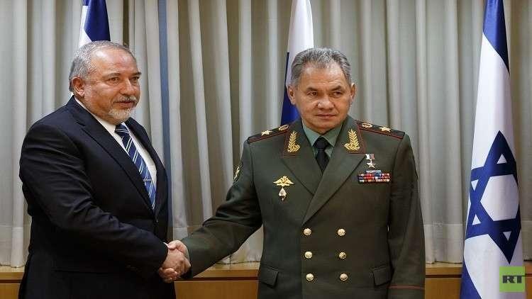 إسرائيل طلبت من روسيا إنشاء