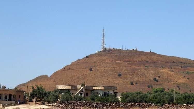 بيان من الجيش السوري بخصوص استهداف إسرائيل لمواقع المدفعية السورية في الجولان