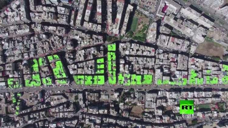 مشروع فني جميل للترويج لوجه لبنان السلمي