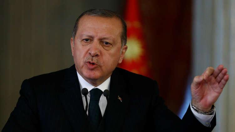 أردوغان يرد على ترامب