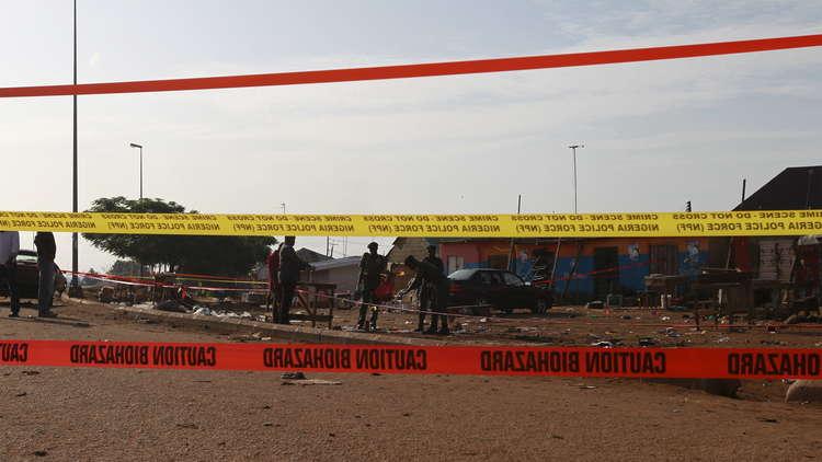 نيجيريا.. انتحاري يقتل 13 شخصا ويصيب 5 آخرين