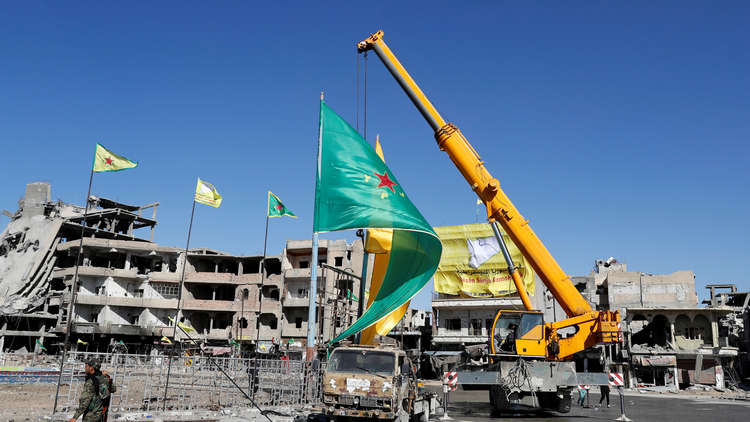 دمشق لن تعتبر الرقة محررة حتى يدخلها الجيش السوري