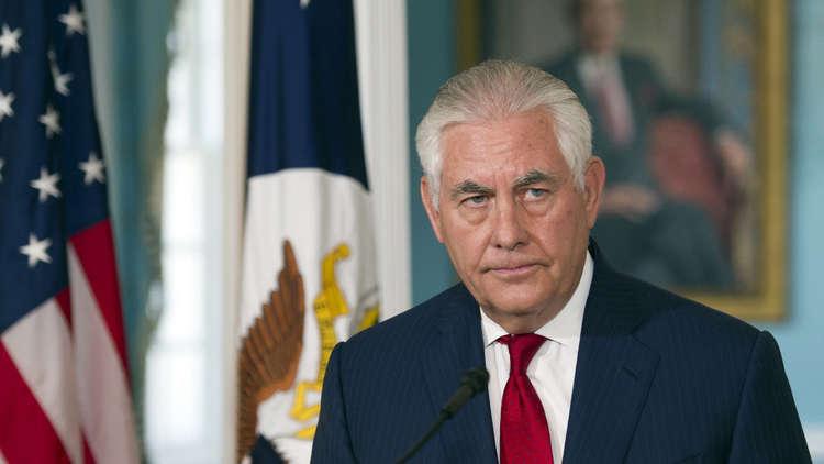 تيلرسون: ثمة مكان في الحكومة الأفغانية لـ
