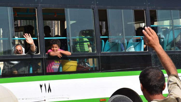 مركز المصالحة الروسي: أكثر من 650 سوريا يعودون إلى بيوتهم خلال الأسبوع الماضي
