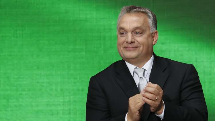 رئيس وزراء المجر يعلن وسط وشرق أوروبا