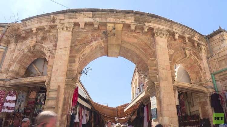 أسواق القدس...عراقة وحداثة