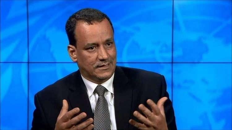 ولد الشيخ يقدم مقترحا للتوصل لحل سياسي في اليمن