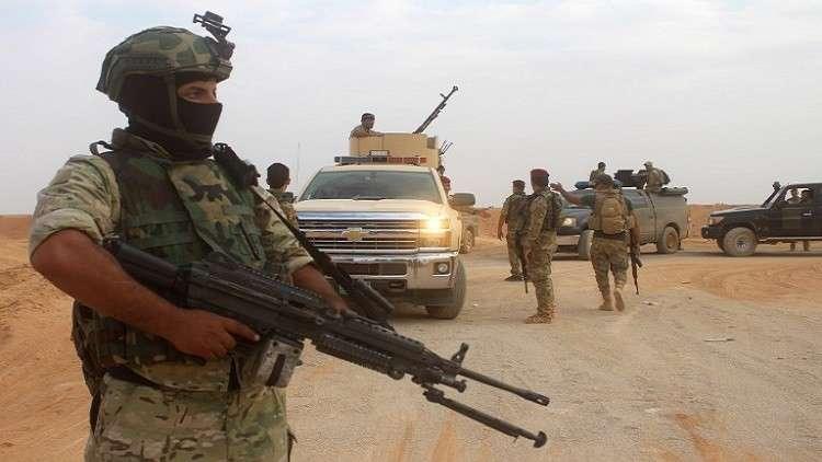 القوات العراقية تتقدم في آخر معاقل داعش