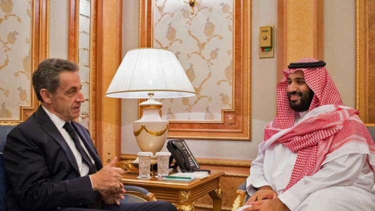 ساركوزي: التغيرات الحاصلة في السعودية أشبه بـ
