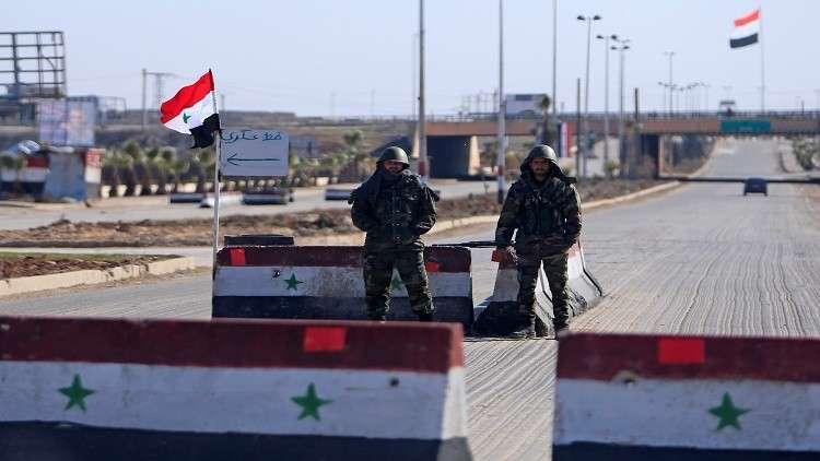 مفاوضات بين دمشق ومسلحي منطقة القلمون الأحد