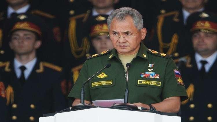 شويغو: الدرونات الروسية تراقب الوضع في  سوريا  وتنفذ أكثر من 1000 طلعة شهريا